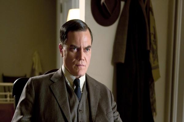 El agente del Departamento del Tesoro, Nelson Van Alden