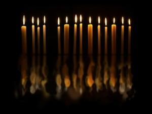 Postal: 14 velas