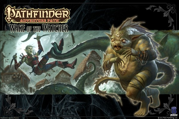 Pathfinder Adventure Path: Wake of the Watcher