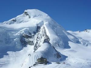 Mittelallalin, Alpes Peninos, Suiza