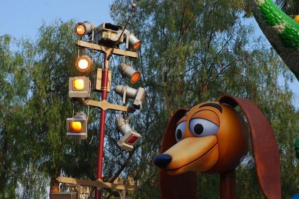 El perro Slinky (personaje de Toy Story)