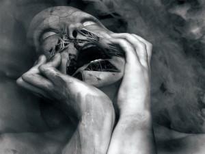 La cara del horror