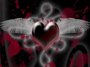 Corazón alado