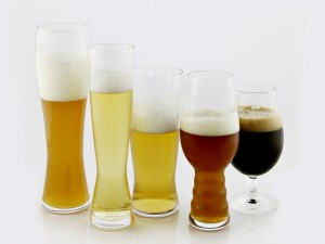 Postal: Variedad de cervezas
