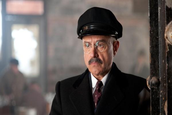 Eddie Kessler (Anthony Laciura), el fiel asistente de Nucky