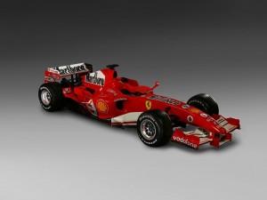 Postal: F1 Ferrari