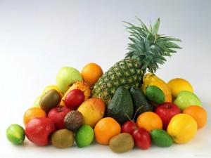 Postal: Frutas frescas