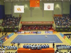 Competición de Wushu