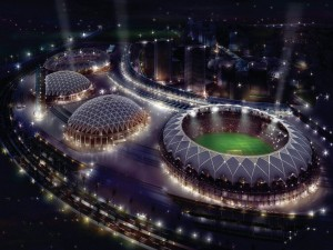 Postal: Dubai Sports City