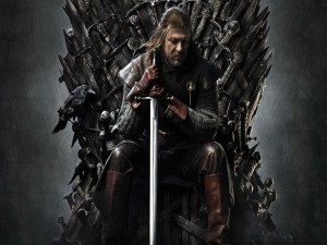 Lord Eddard Stark, Señor de Invernalia