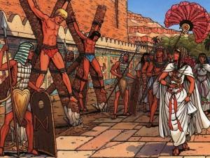 Condenados en el Antiguo Egipto