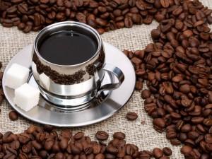 Café con un par de terrones de azucar