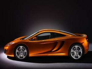 Postal: McLaren MP4