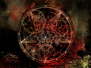 Estrella satánica
