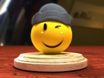 Emoticono feliz