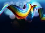 Ondas de colores