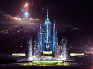 Castillo de luz