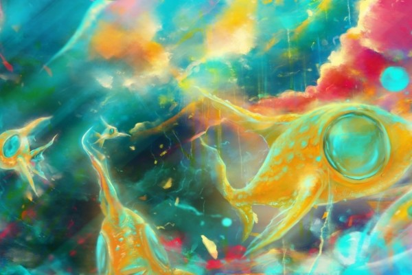 Peces abstractos