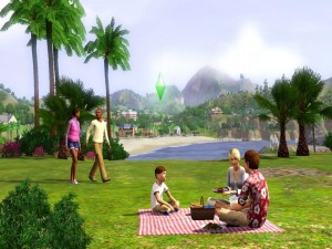 Picnic (Los Sims 3)