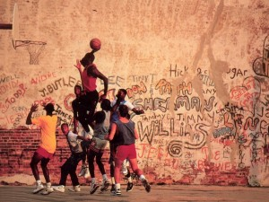 Baloncesto urbano