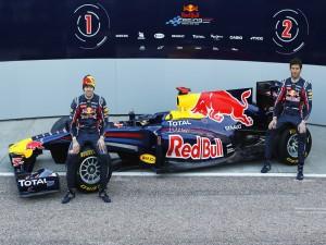 Pilotos de Red Bull, Vettel y Webber