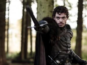 Robb Stark, heredero de Invernalia