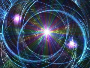 Luces, formas y colores