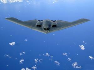 Postal: Northrop Grumman B-2 Spirit