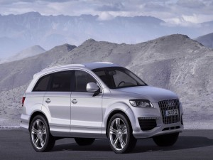 SUV Audi