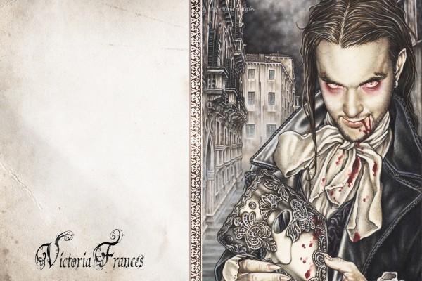 Vampiro, de Victoria Francés