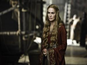 Postal: Cersei Lannister, reina de los Siete Reinos