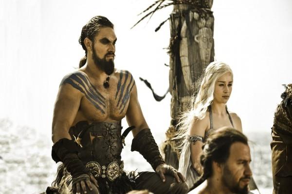 Kalesi y Drogo