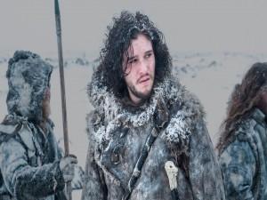 Jon Nieve, hijo bastardo de Lord Stark