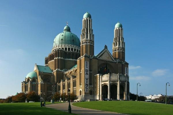 Basílica del Sagrado Corazón, Bruselas, Bélgica