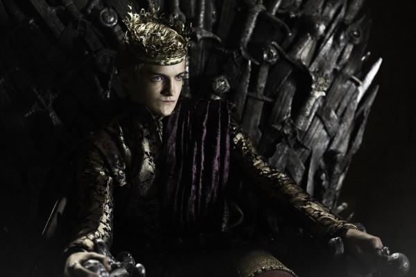 Joffrey Baratheon, Rey de los Siete Reinos