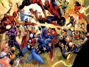Batalla Marvel