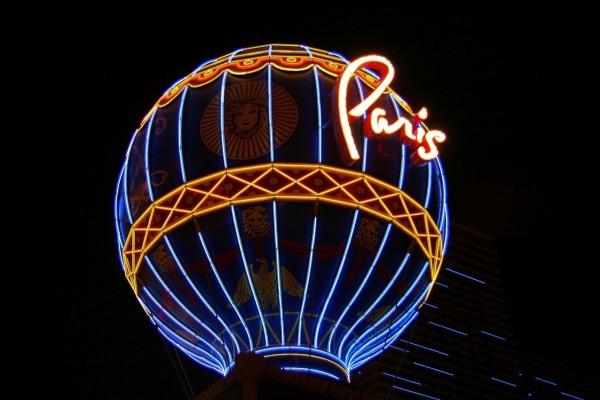 Hotel París - Las Vegas