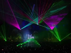 Katy Perry en el escenario