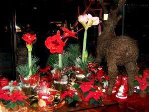Postal: Arreglo floral