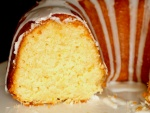 Bundt cake de vainilla