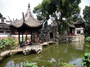 Jardín de los leones (Suzhou, China)