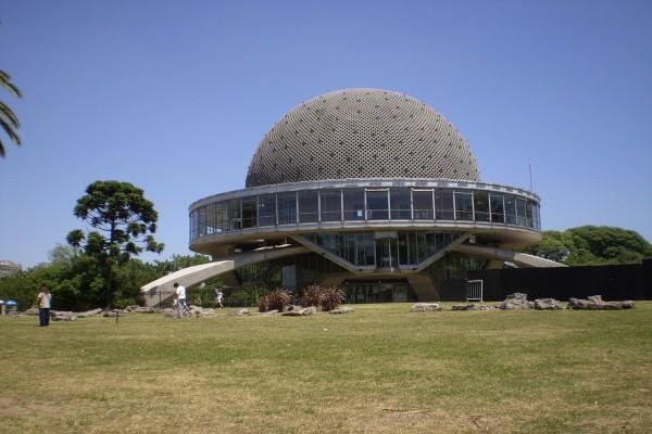 Planetario de la ciudad de Buenos Aires, Argentina