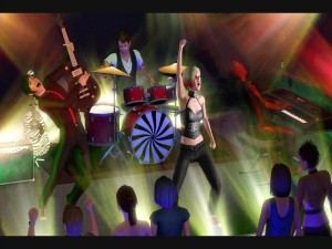 Los Sims 3: Al caer la noche