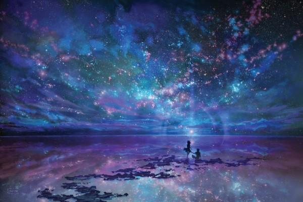 Amantes de las estrellas