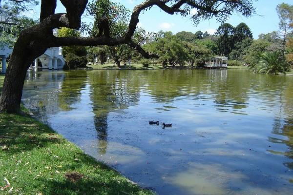 """Parque """"Tres de Febrero"""", barrio Palermo, Buenos Aires"""