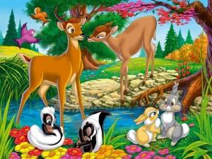 Postal: Bambi