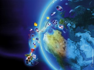 Postal: Mundo informático