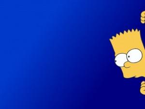 Postal: Bart Simpson