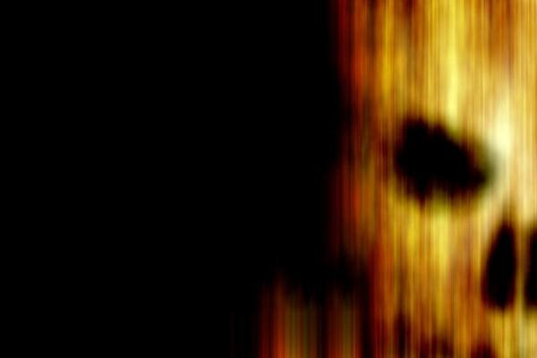 Calavera fantasma