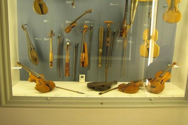Colección de violines